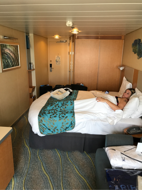 Balcony Cabin 7292 On Allure Of The Seas Category D8