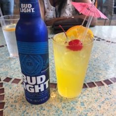 Pool Bar on Carnival Splendor