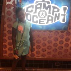 Camp Carnival on Carnival Splendor