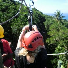 Zip Line, St Thomas