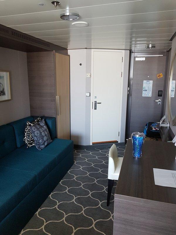 Balcony Cabin 9592 On Harmony Of The Seas Category 2c