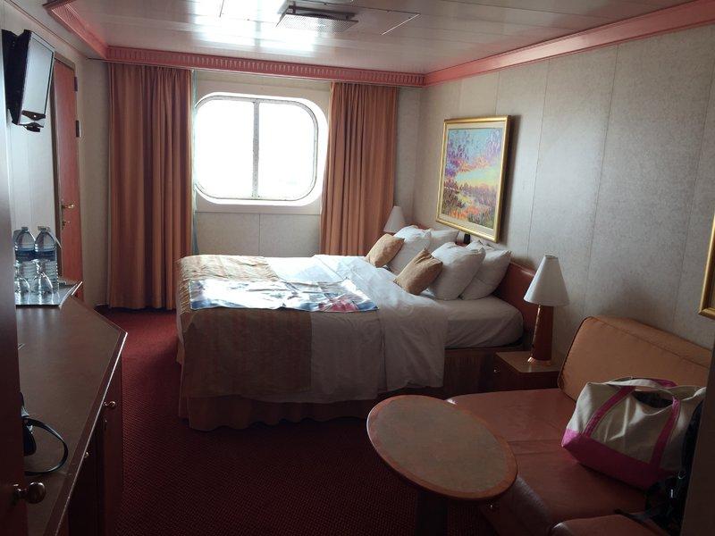 Carnival Splendor cabin 2274 - Stateroom 2274