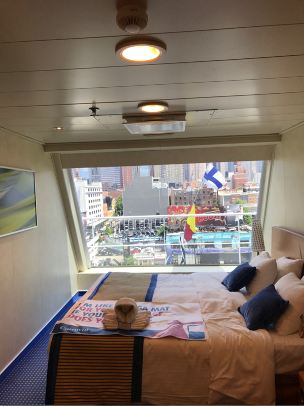 Oceanview Cabin 9109 On Carnival Sunshine Category 6j