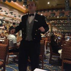 Gultekin, best waiter ever