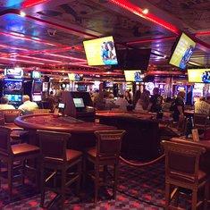 Carnival Splendor casino