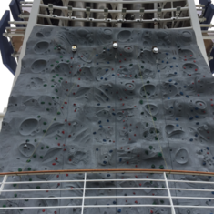 Rock Climbing Wall on Explorer of the Seas