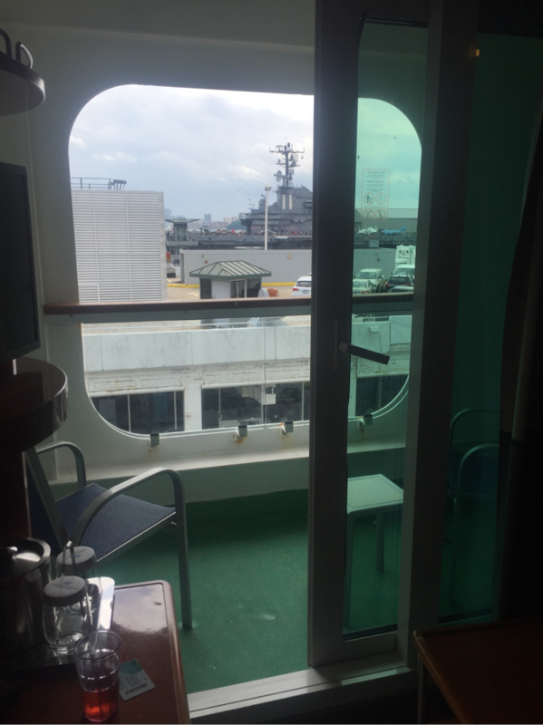 Balcony Cabin 9006 On Norwegian Gem Category Bc