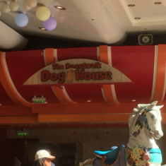 Boardwalk Dog House on Oasis of the Seas