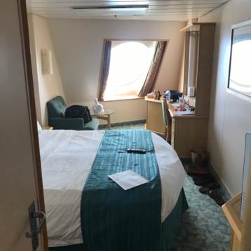 Oceanview Stateroom on Freedom of the Seas
