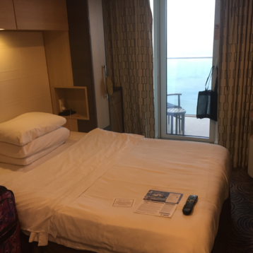 Super Studio Oceanview Stateroom with Balcony on Anthem of the Seas