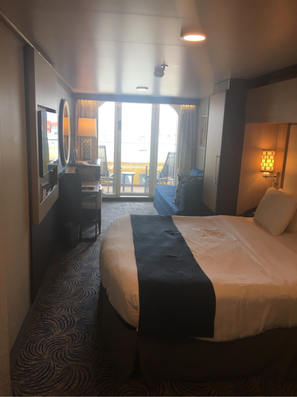Balcony cabin 6306 on anthem of the seas category do for Anthem of the seas inside cabins