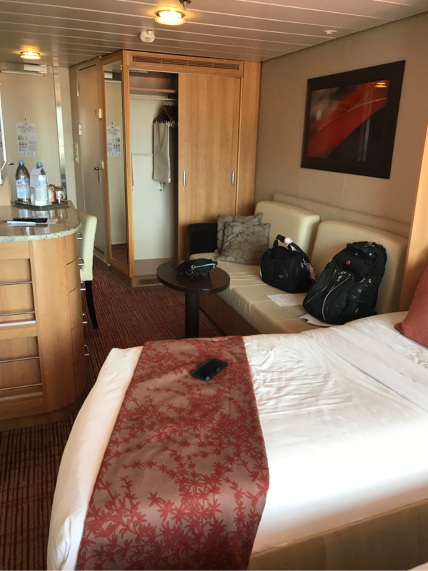Balcony Cabin 6248 On Celebrity Equinox Category 2c
