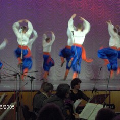 St. Petersburg, Russian Federation - Russian Folk Dance