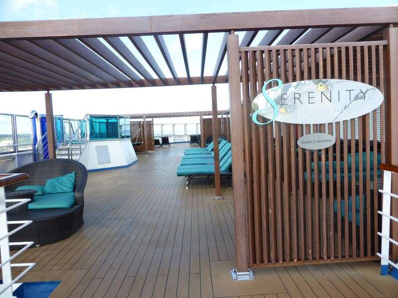 Serenity Deck - Carnival Dream