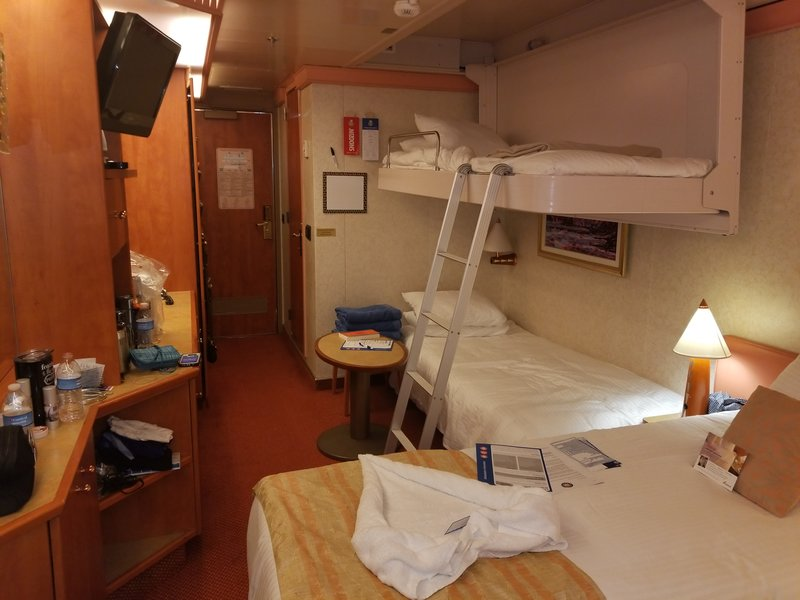 How to Pick the Best Cabin on Carnival Freedom  Carnival Freedom Staterooms