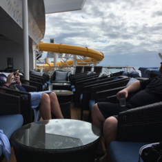 Suite Sun Deck on Harmony of the Seas
