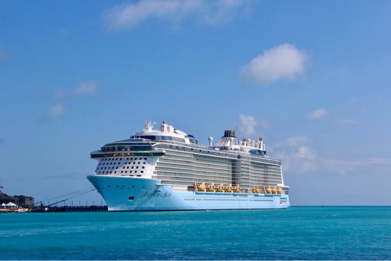 Anthem Of The Seas Cruises From Cape Liberty Bayonne New Jersey - Cruises from boston to bermuda