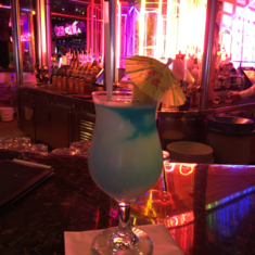 Metropolis Bar on Carnival Ecstasy