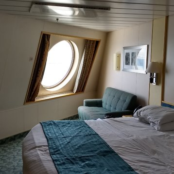 Oceanview Stateroom on Independence of the Seas