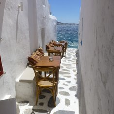 Restaurant in Mykonos