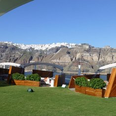 Lawn Club at Santorini