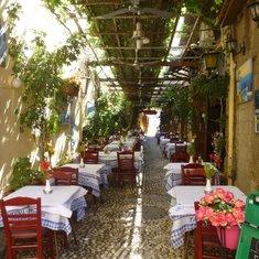 Restaurant in Rhodes
