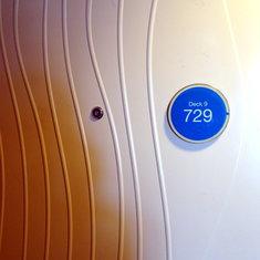 Cabin Door 9729