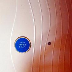 Cabin 9727 Door