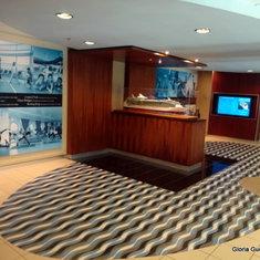 Lobby Area near elevators