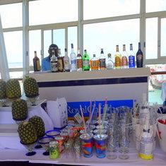 Set-up Bar