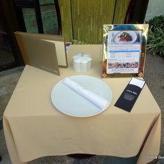 Giovanni's Table Specialty Restaurant Menu