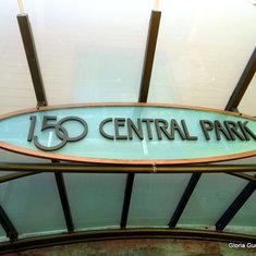 150 Central Park Entrance