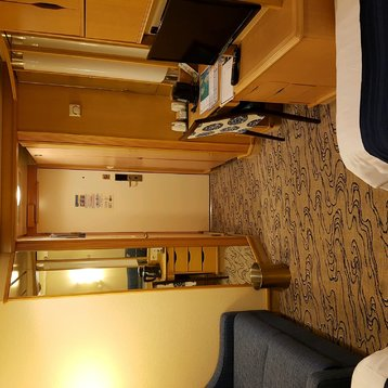 Interior Stateroom on Voyager of the Seas