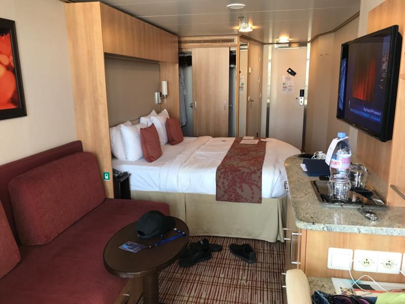 Celebrity Reflection Verandah Stateroom - Cruise Deck Plans