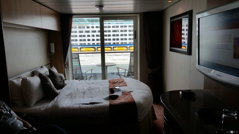 Balcony Cabin 8260 On Celebrity Solstice Category 1c