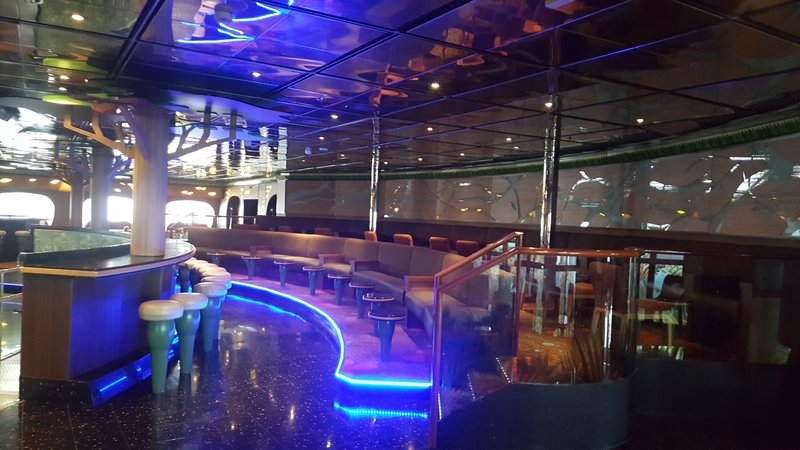 Day view of night Club - Carnival Conquest