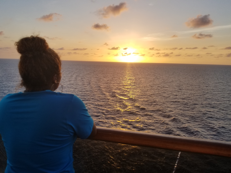 Last SunSet 💕 - Carnival Victory