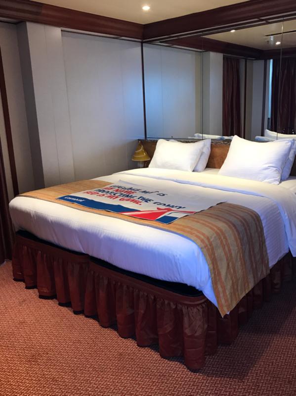 Vista Suite Cabin Category Vs Carnival Legend
