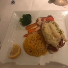 Opus Dining Room on Allure of the Seas