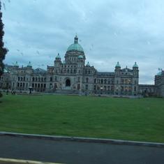 Victoria, British Columbia - Victoria BC