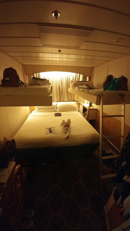 Oceanview Cabin 8558 On Majesty Of The Seas Category Si
