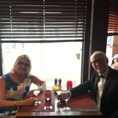 Tuscan Grille on Celebrity Constellation