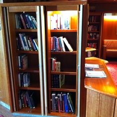 Radiance of the Seas Library