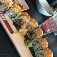 Izumi Japanese Cuisine on Oasis of the Seas