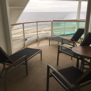 Deluxe Private Balcony Stateroom on Independence of the Seas