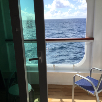 Balcony Stateroom on Norwegian Jade