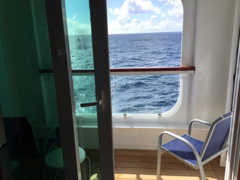 Balcony Cabin 8018 On Norwegian Jade Category Rz
