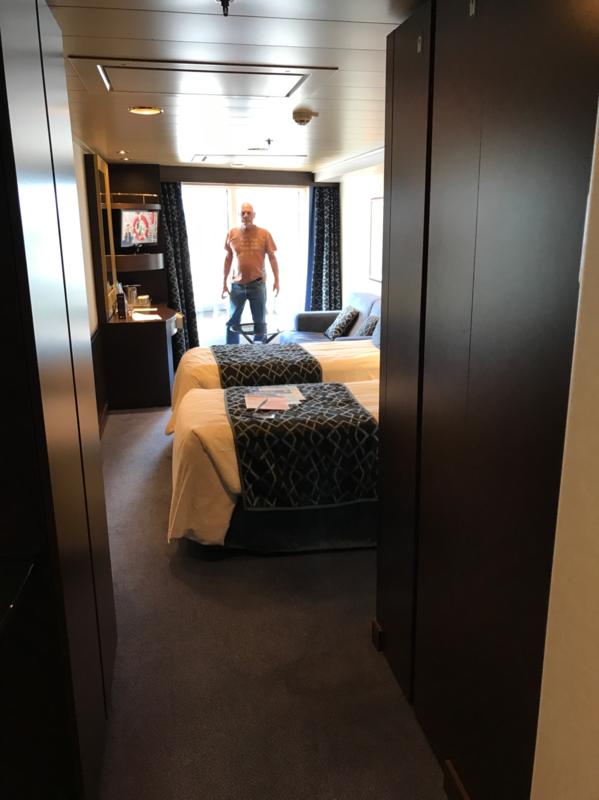 Suite Cabin Category V9 Msc Preziosa