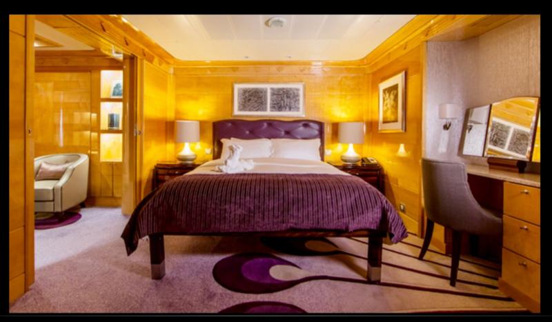 Concierge Royal Suite With Verandah Cabin Category Sr