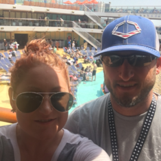 Blue Iguana Tequila Bar on Carnival Breeze
